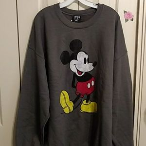 XXL Mickey mouse sweatshirt BNWT